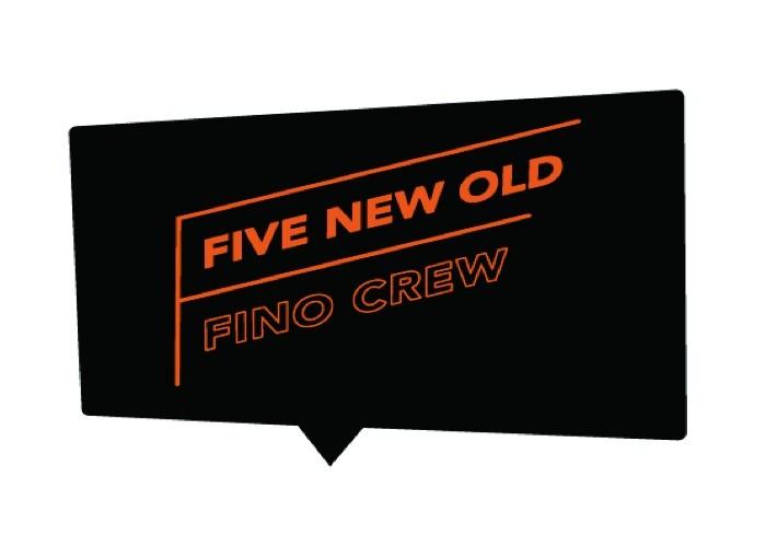 FINO CREW NEON HOODIE[Orange]