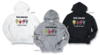 FIVE NEW OLD WINTER MERCH 2019 FRUIT OF THE LOOM Special Collaboration Hoodie